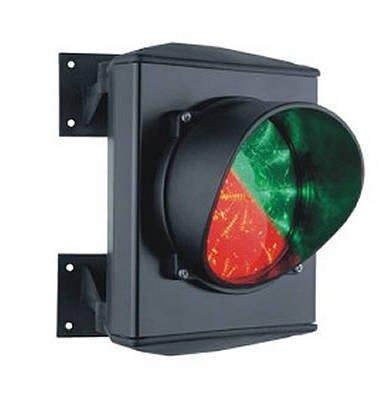 Lampa Semaforowa LED pojedyncza dwa kol 24v FAAC