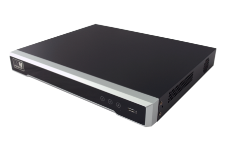 Rejestrator sieciowy IP NVR-3244KP16 16xPoE 4K Ultra HD